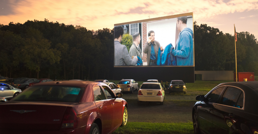 Drive In Movies Coming To Northeast Queens This Summer Jackson