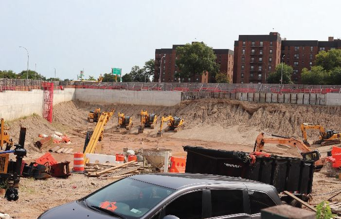 Eastern Emerald Project 112-21 Northern Blvd., Queens, NY, Sept. 14, 2021 2
